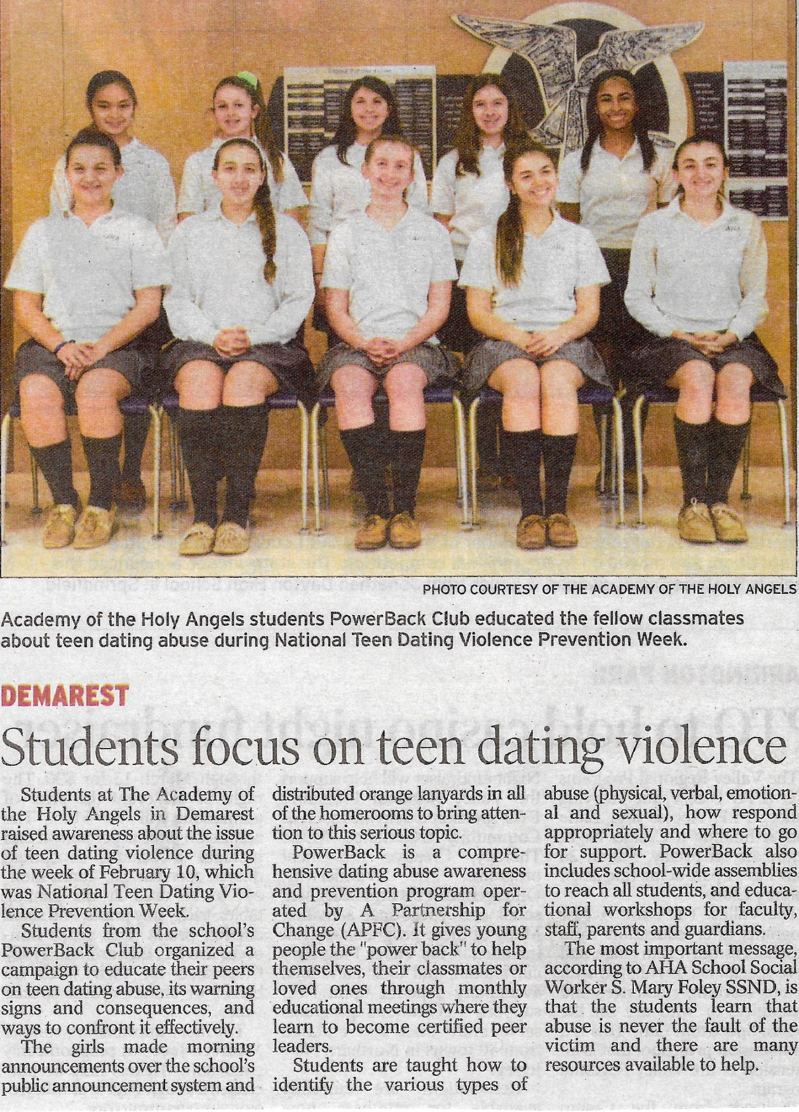 Article violence teen news about Violence Impacts